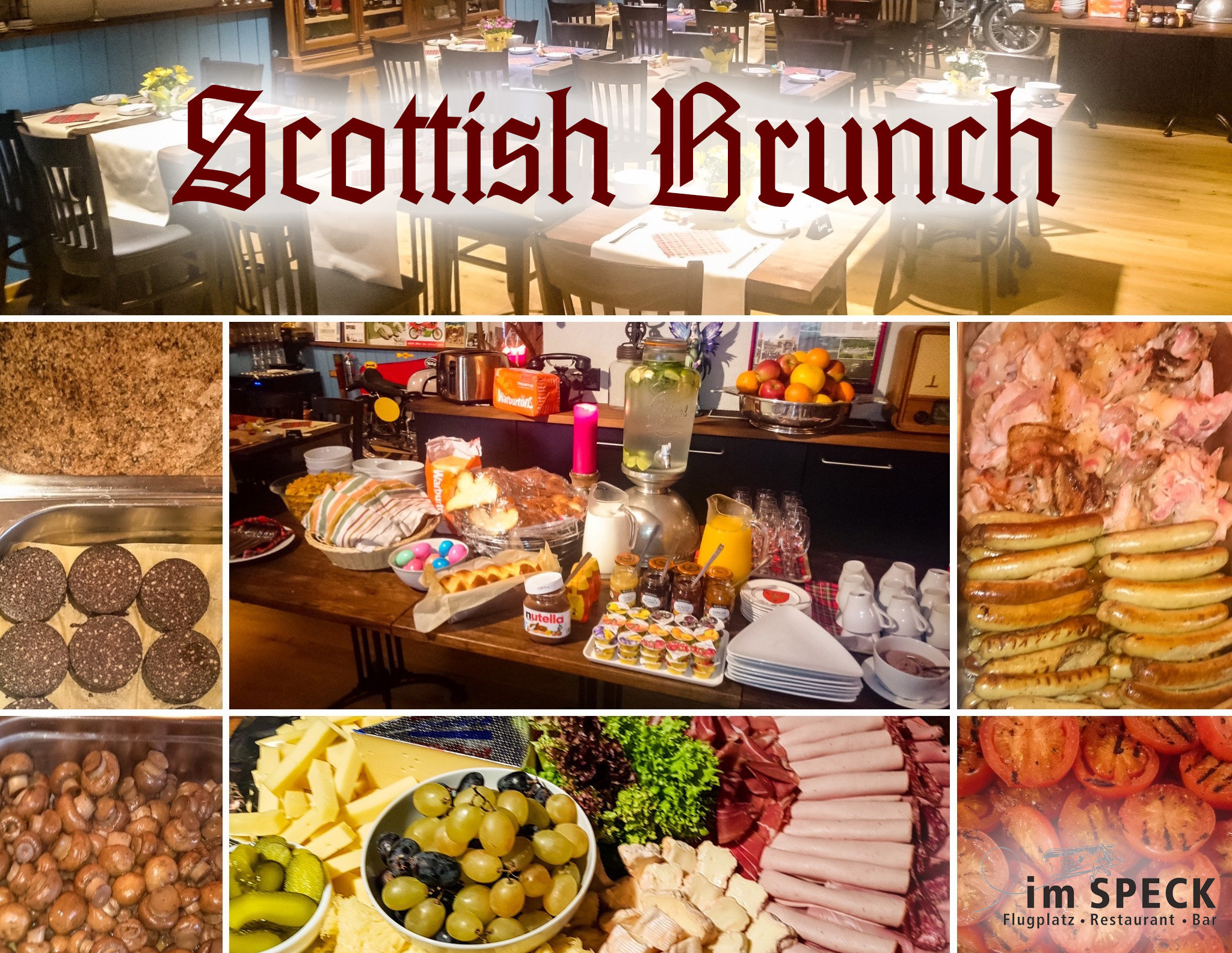 Scottish Brunch